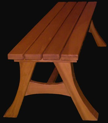 Outstanding Cedar Garden Bench Bralicious Painted Fabric Chair Ideas Braliciousco